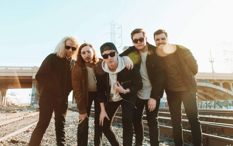 "State Champs hit the road tomorrow on their ""Living Proof"" tour, including a stop in Boston!"