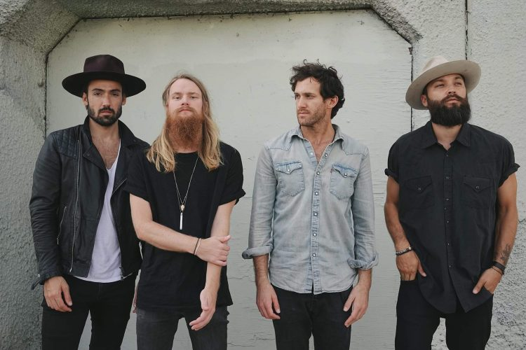 INTERVIEW: Grizfolk on their new album, new direction and current tour
