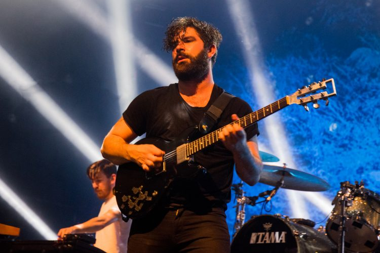 "Foals debut new song ""On the Luna"" confirm support acts for North American Tour"