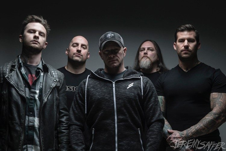 INTERVIEW: Jason Richardson on filling big shoes in All That Remains