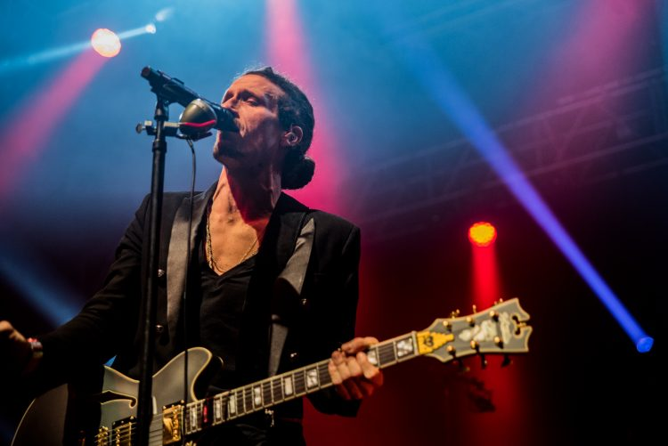 New England gets a lot of love from The Revivalists on summer tour