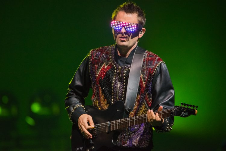 PHOTOS: Muse, Walk the Moon in Boston, MA 04.10.19
