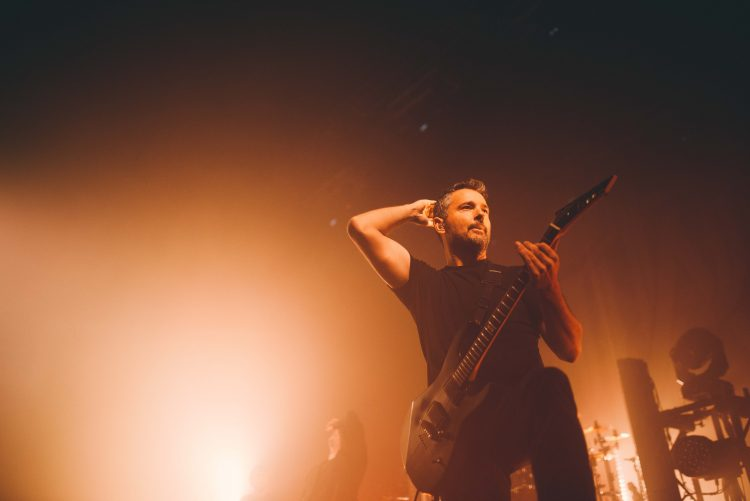 PHOTOS: Parkway Drive, Killswitch Engage, After the Burial in New Haven, CT (05.10.19)