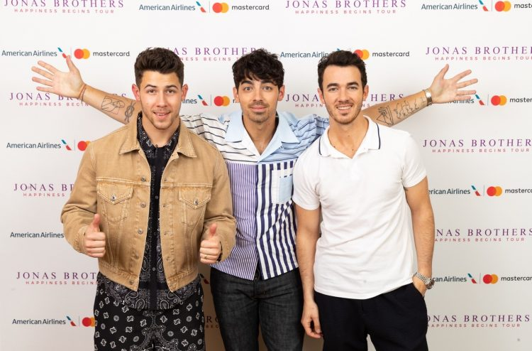 Jonas Brothers announce tour dates with two New England stops