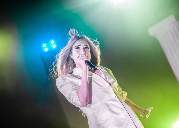 PHOTOS: Kim Petras, Mazurbate in Cambridge, MA (06.18.19)
