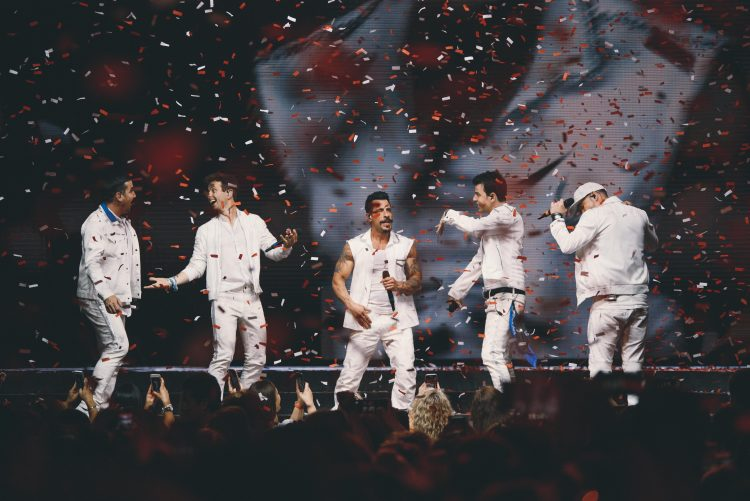 PHOTOS: New Kids on the Block in Uncasville, CT (07.03.19)
