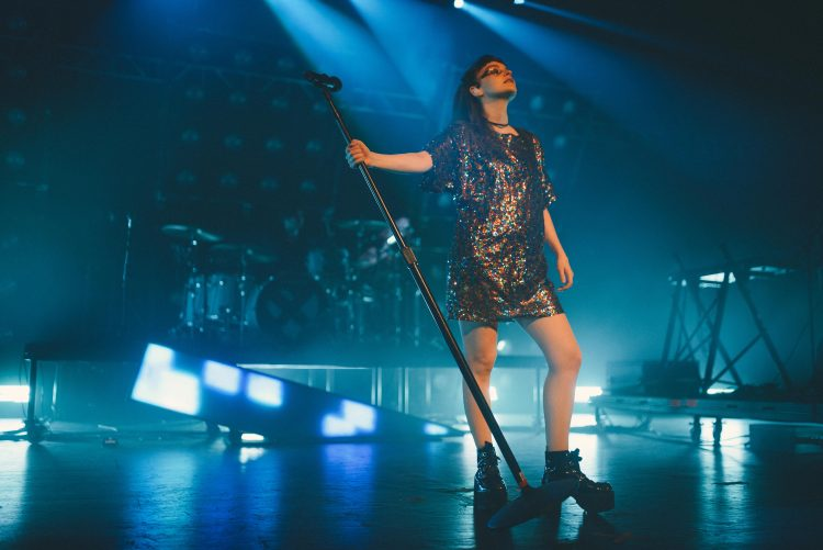 PHOTOS: Chvrches, Speedy Ortiz in New Haven, CT (07.09.19)