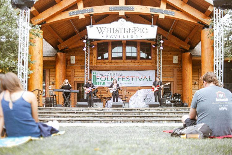 LIVE REVIEW + GALLERY: Spruce Peak Folk Festival 2019 Day One
