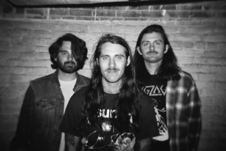 "Black Beach debut new single, ""Dumpster Fire"""