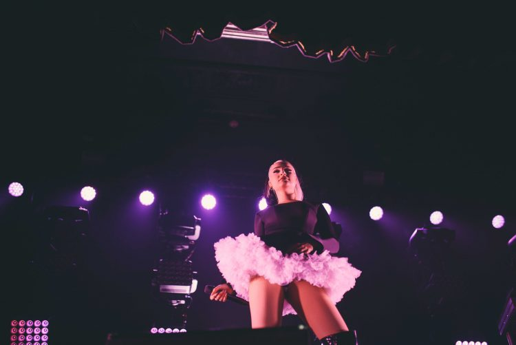 PHOTOS: Kim Petras in Boston, MA