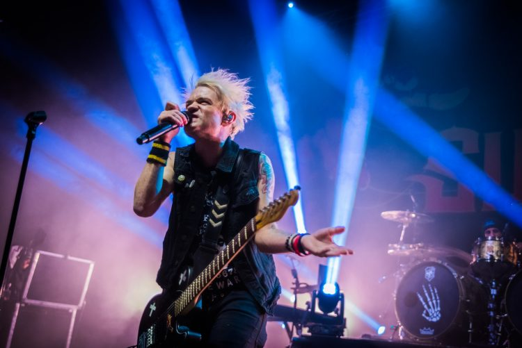 LIVE REVIEW: Sum 41 plays the gig they've always been meant to play in Worcester