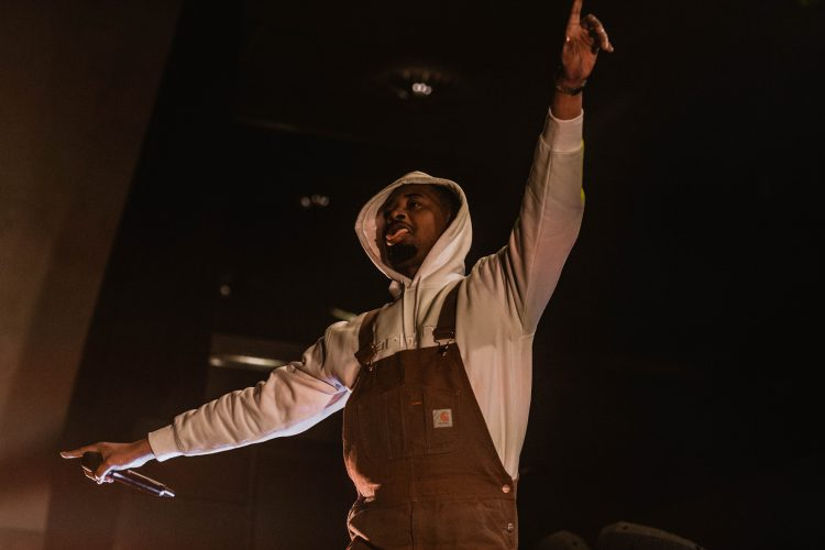PHOTOS: Danny Brown, Ashnikko in Boston, MA