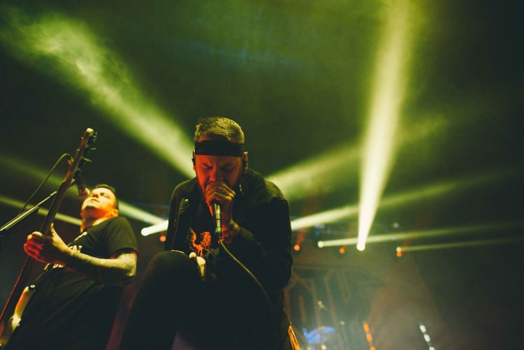 PHOTOS: Beartooth, Motionless in White, Stick to Your Guns, Limbs in Worcester, MA
