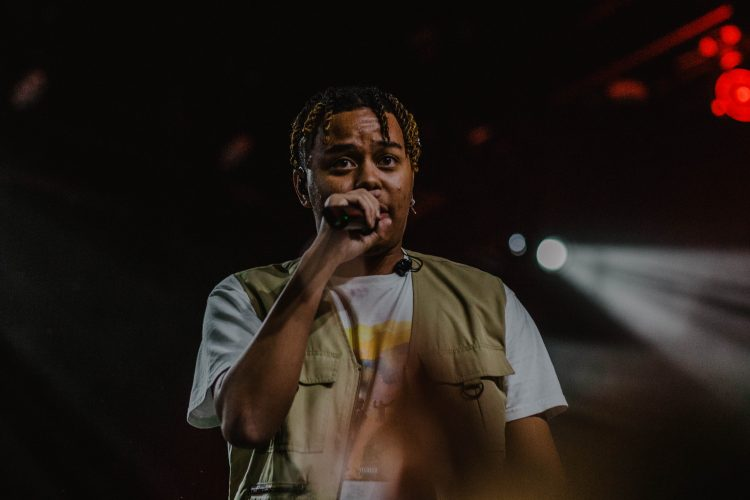 PHOTOS: YBN Cordae, 24kGoldn in Cambridge, MA