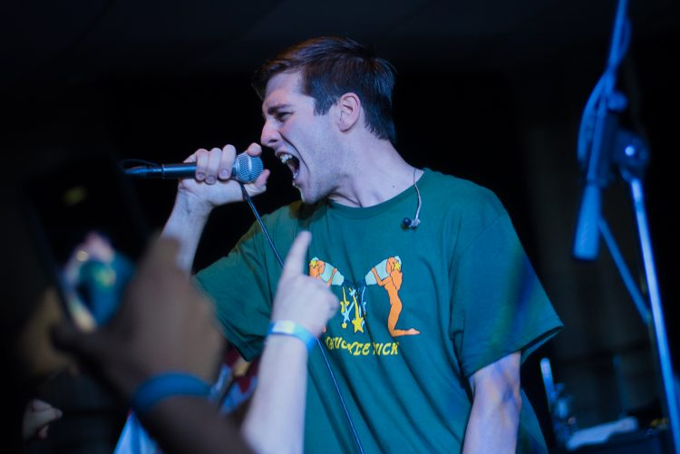 PHOTOS: Knuckle Puck, Heart Attack Man, One Step Closer, Anxious in Somerville, MA