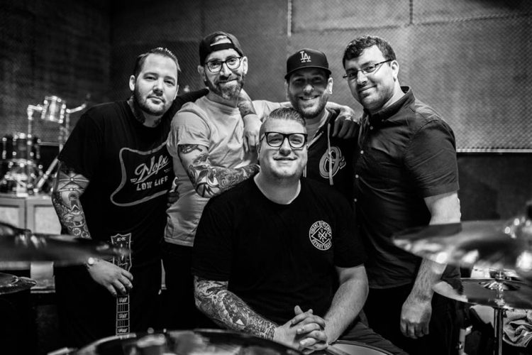 The Ghost Inside announce Worcester, MA show – first East Coast performance since return
