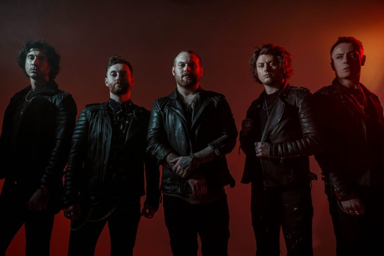 "Album Review: Asking Alexandria release their sixth full length, ""Like A House on Fire"""