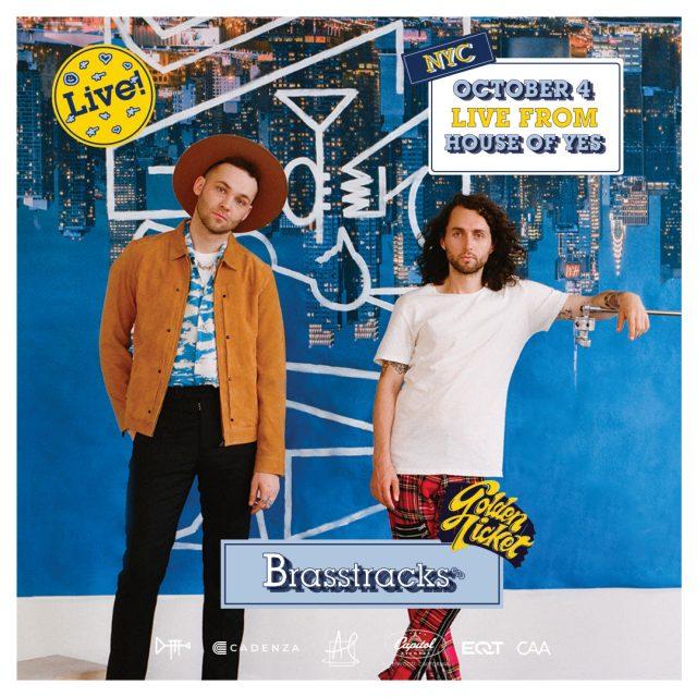 """Live(Stream) Show Review: Brasstracks takes over Brooklyn's House of Yes for the """"Golden Ticket"""" release show"""