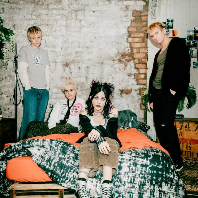 """Album Review: Manchester UK's Pale Waves' drop a shimmery sophomore LP, """"Who Am I?"""""""