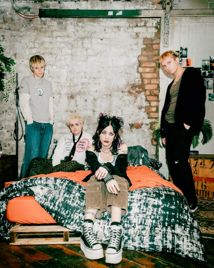 "Album Review: Manchester UK's Pale Waves' drop a shimmery sophomore LP, ""Who Am I?"""