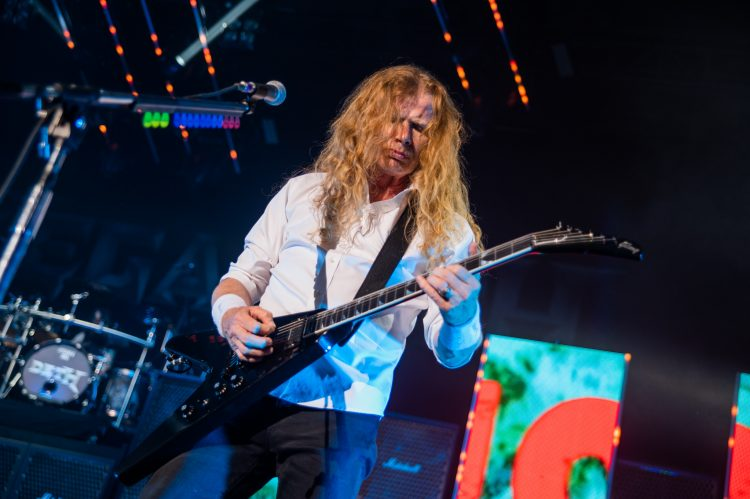 LIVE REVIEW + GALLERY: Megadeth, Lamb of God + more in Boston, MA (09.13.21)