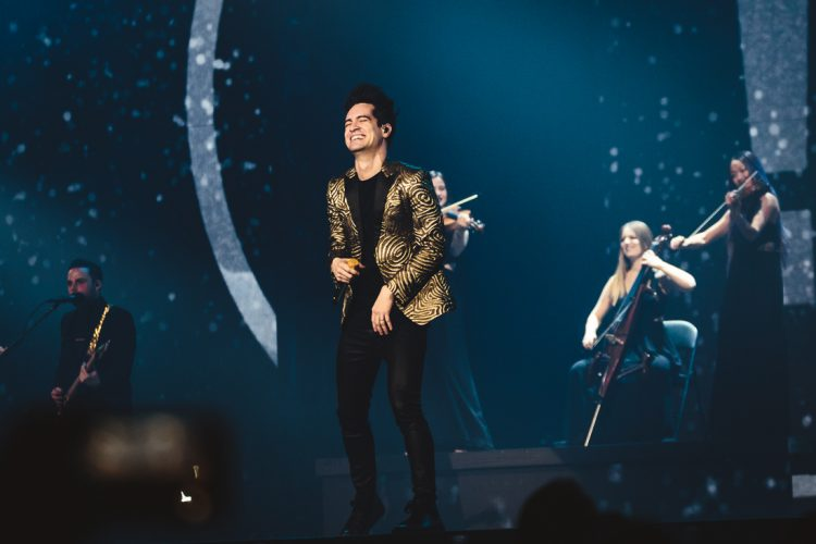 PHOTOS: Panic! at the Disco, Betty Who, Two Feet in Providence, RI 01.19.19