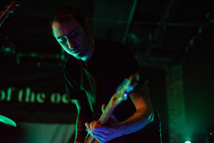 PHOTOS: The End of the Ocean, Tides of Man in Boston, MA 01.25.19