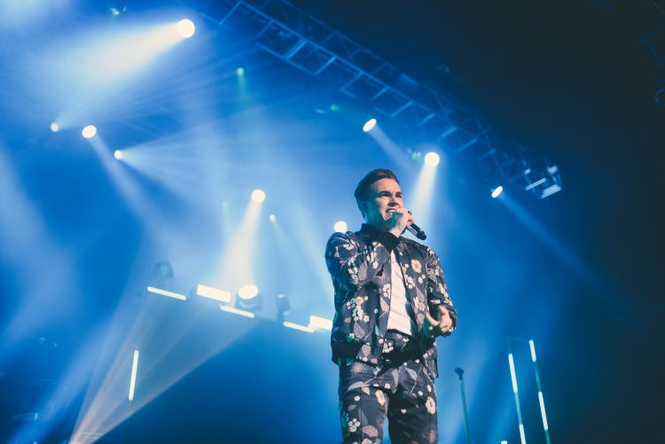 PHOTOS: Jesse McCartney in Boston, MA 01.22.19