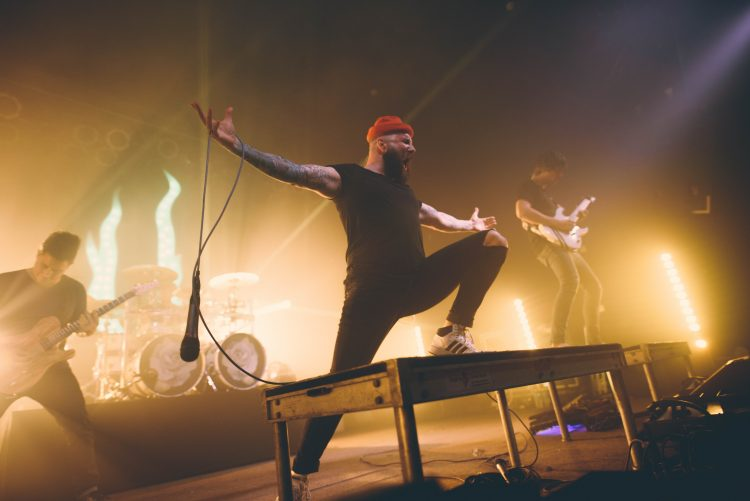 PHOTOS: August Burns Red, Fit For A King, Miss May I in Hartford, CT 03.01.19