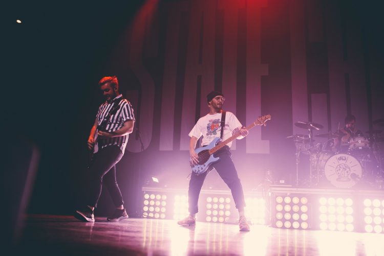 PHOTOS: State Champs, Our Last Night, The Dangerous Summer, Grayscale in Boston, MA 03.09.19