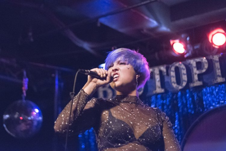 PHOTOS: Cherry Pools, Tillie, Micky James, The Press War in Boston, MA 04.01.19