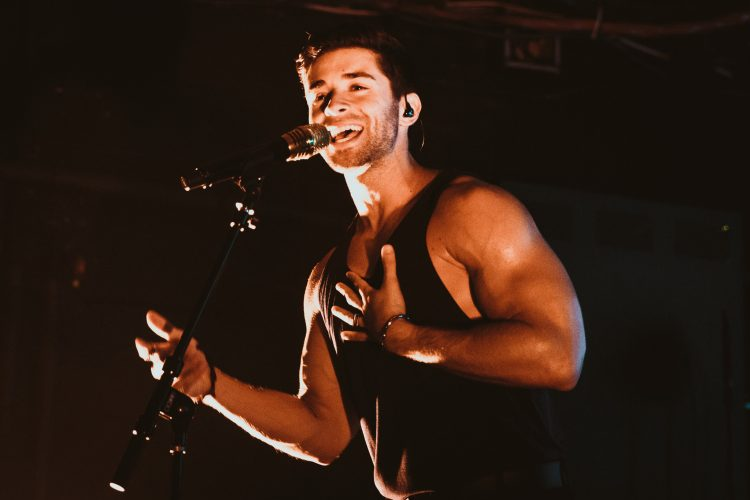 PHOTOS: Jake Miller, Logan Henderson in Boston, MA (04.30.19)