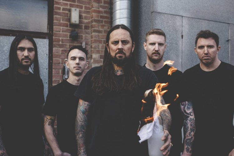 "INTERVIEW: Thy Art Is Murder's Andy Marsh gives the low down on the new album ""Human Target"" and more"