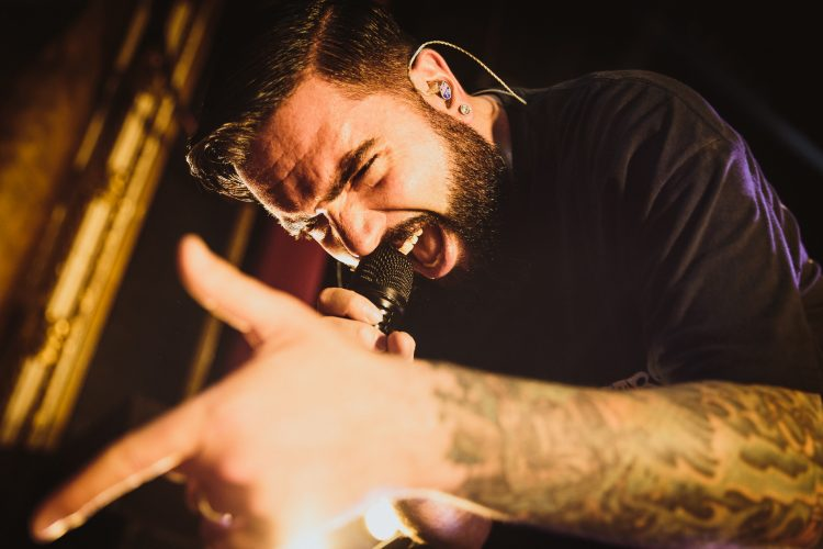 PHOTOS: A Day to Remember in Providence, RI (06.27.19)