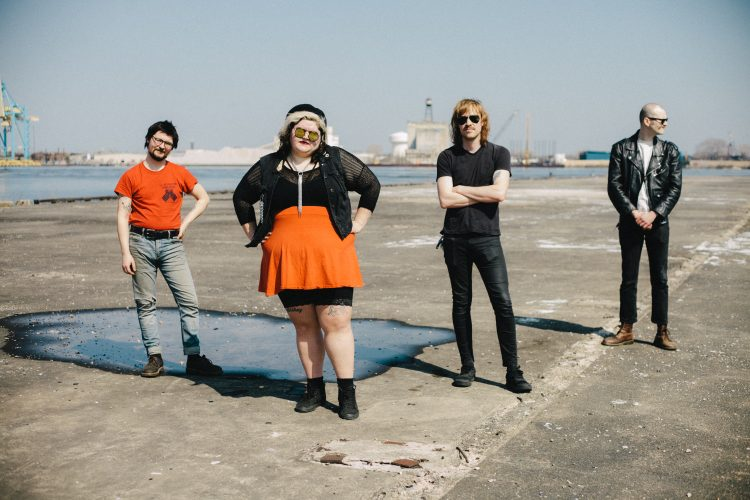 GET TO THIS SHOW: Sheer Mag @ The Sinclair (10/11)