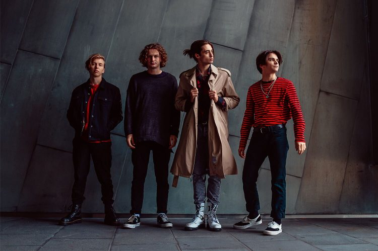 INTERVIEW: The Faim on State of Mind, honesty on tour and what's to come