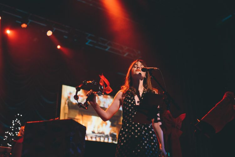 PHOTOS: She & Him in New Haven, CT