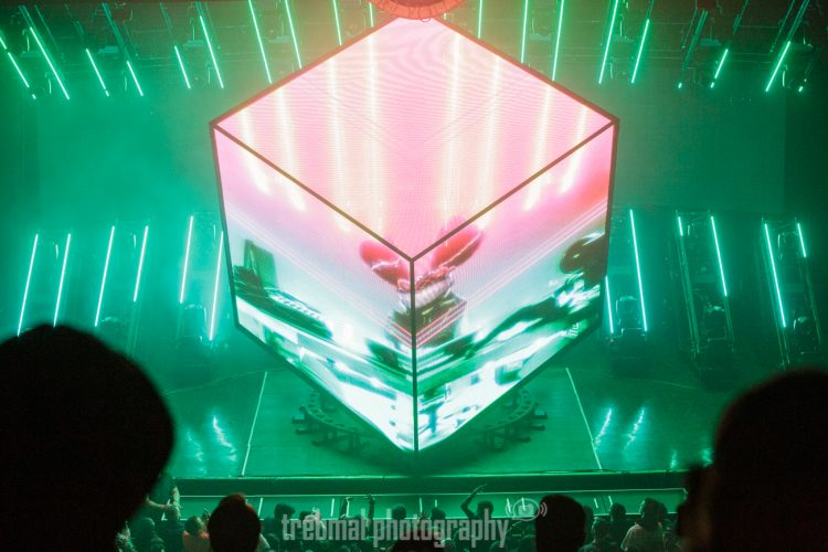 PHOTOS: deadmau5, LIGHTS, Jay Robinson in Boston, MA