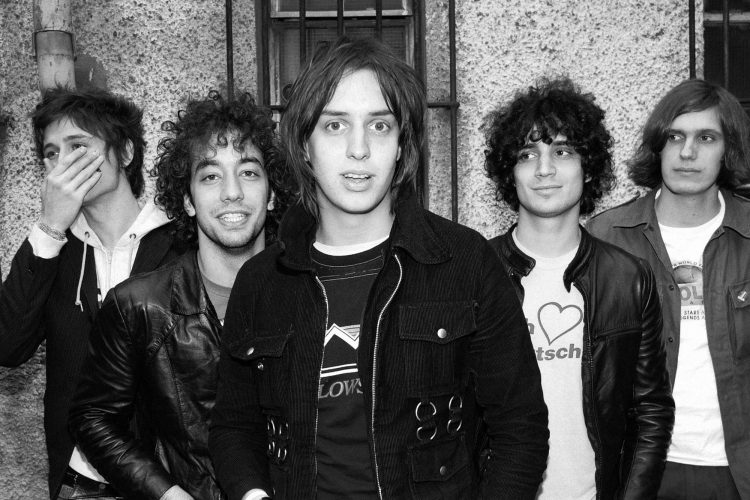 The Strokes to perform in NH at Get Out the Vote rally for Bernie Sanders