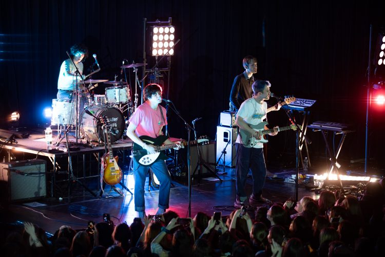 PHOTOS: Wallows in Providence, RI