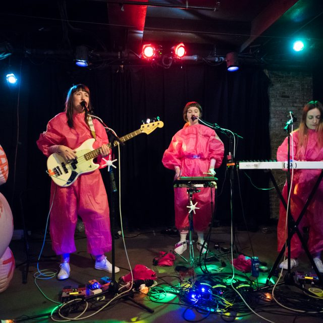 INTERVIEW: Stealing Sheep on their US headline dates, the newest single and what they're looking forward to the most
