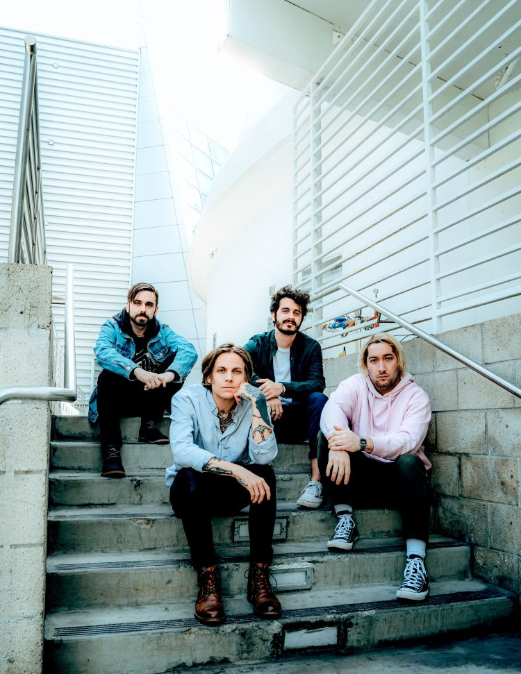 """Quarantine Tunes: Broadside release their new masterpiece, """"Into the Raging Sea"""""""