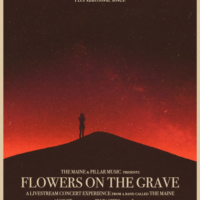 """Hot Show Alert: The Maine presents """"Flowers on The Grave"""", a multi-dimensional Livestream event"""