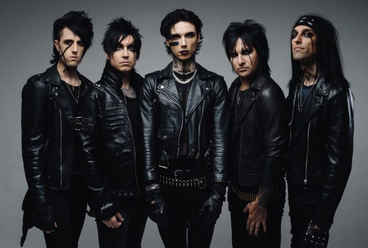 """Interview: Black Veil Brides' Lonny Eagleton on """"Re-Stitch These Wounds"""", the Full Band  Livestream and New Record"""