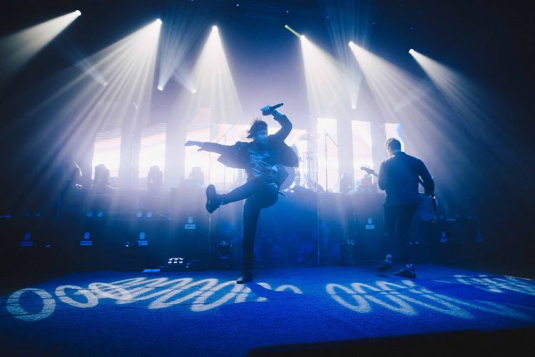 PHOTOS: Beartooth, Dragged Under, Wage War in Worcester, MA (09.17.21)